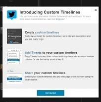 Twitter lance les Timelines personnalisables | Infos pros btob & boites à outils de Paxs Conseil | Scoop.it