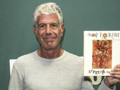 Anthony Bourdain likes messy meals | Modernist Cuisine | Scoop.it