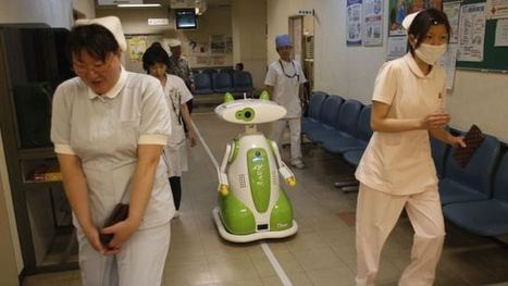 Most of what your doctor does, a robot can do better | singularity+ | Scoop.it