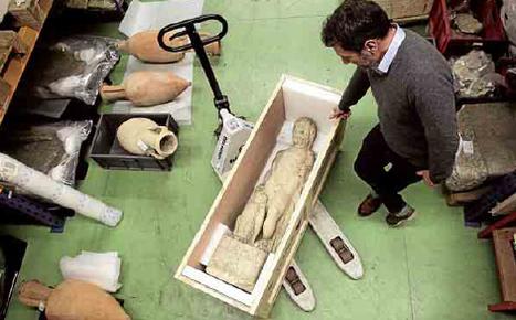 TOULOUSE - Jupiter à l'aigle trône au musée - 20minutes.fr | Musée Saint-Raymond, musée des Antiques de Toulouse | Scoop.it