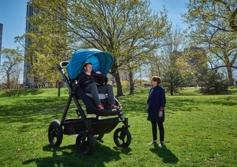 Watch: Grown Ups Ride A Giant Baby Stroller | WTF Posts | Scoop.it