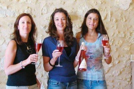 Le vin de ces dames pétille - Sud Ouest | Wino Geek | Scoop.it