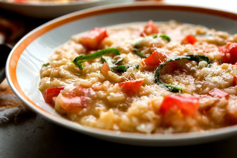 Tomato and Basil Risotto - NYTimes.com | Tomato & Basil | Scoop.it