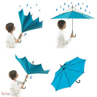 Deux concepts de parapluie inversé | C@fé des Sciences | Scoop.it