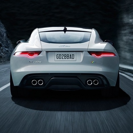 Twitter / JaguarUSA: Resolution #1: Drive faster. ... | Driving - Cars & Bikes | Scoop.it