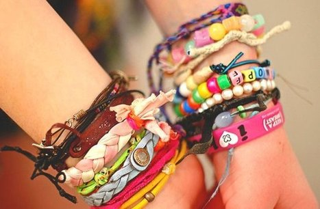 Bracelets For Small Wrists Women | Beautiful Mehndi Designs and Jewellery Collection | Scoop.it
