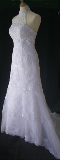 Annonce : Robe de mariée sirène en dentelle originale occasion pas cher - Languedoc Roussillon - Hérault - Occasion du mariage | la mode | Scoop.it