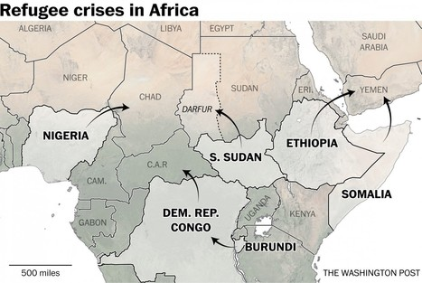 Why Africa's migrant crisis makes no sense to outsiders | kennisbasis aardrijkskunde | Scoop.it