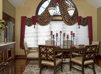 Design with style: Arch windows pose decorating challenges | Window Design Ideas | Scoop.it