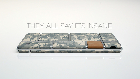 Why the Military Is Pinning Its Hopes on Google's Modular Phone | MilPolSec | Scoop.it