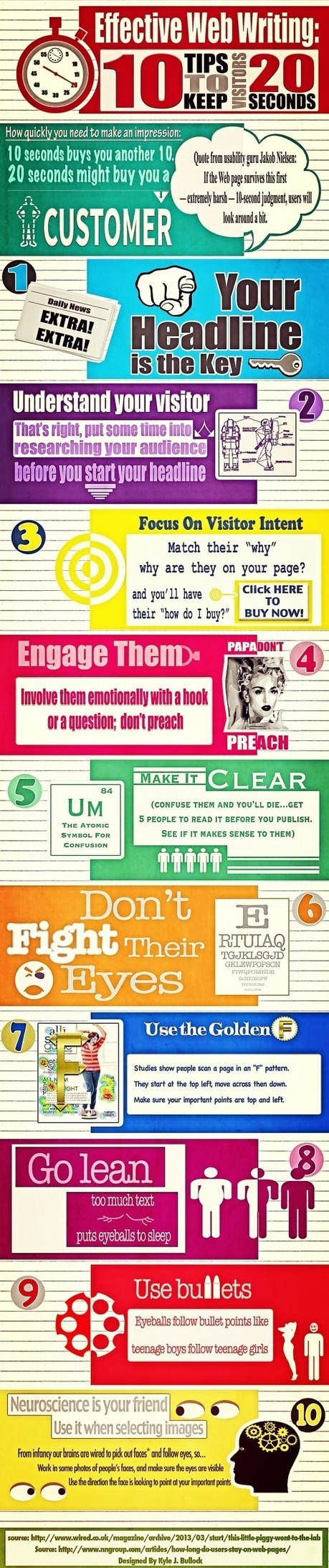 10 Effective Web Writing Tips   Comunicare   Scoop.it