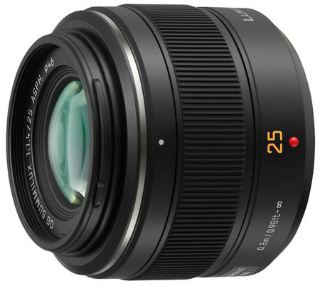 Panasonic Leica DG Summilux 25mm f1.4 ASPH H-X025 Review | Photography Gear News | Scoop.it
