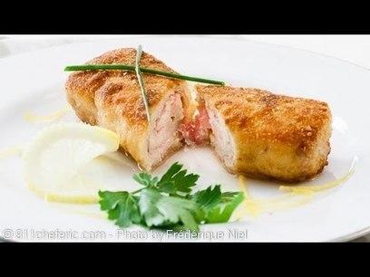 Best Chicken Cordon Bleu Recipe   Food Industry Consultant   Scoop.it