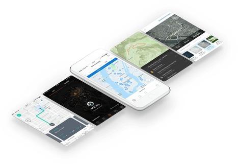 Mapbox | Design and publish beautiful maps | info | Scoop.it