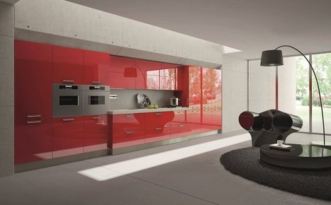 Top Modern Kitchen Design | Inspiredelements | Scoop.it