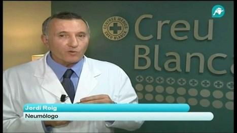 EPOC (Enfermedad Pulmonar Obstructiva Crónica) - Dr. Jordi Roig Cutillas, neumólogo en Clinica Creu Blanca | Dr. Josep Morera Prat - Neumólogo | Scoop.it