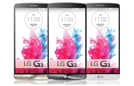 LG Netherlands spills LG G3 specs before its launch | Technology | Scoop.it