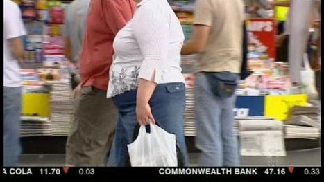 Health expert suggests super calorie tax | Obesity in Australia | Scoop.it