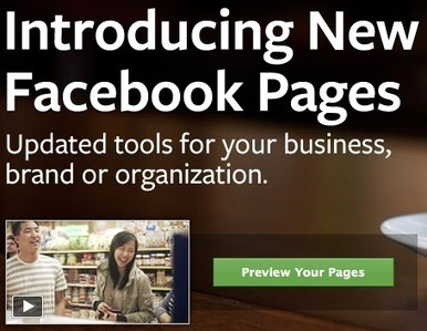 involver - Introducing the new Facebook Brand Pages | Sosiaalinen Media | Scoop.it