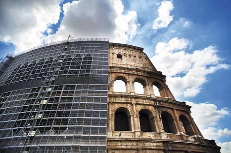 Habla el hombre que ha levantado el Coliseo romano   LVDVS CHIRONIS 3.0   Scoop.it