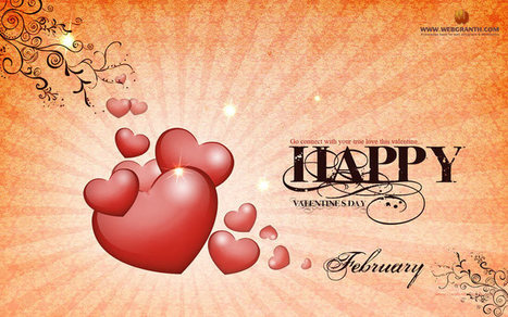 Free Valentine Day HD Wallpaper 14 February 2013 Download | Webgranth | Webgranth - knowledgebase for web designers & developers | Scoop.it