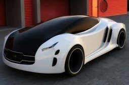 Concept Cars | What Surrounds You | Scoop.it