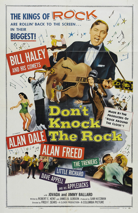 Don't Knock The Rock   Albums, Artists, Christmas Music and Stuff   Scoop.it