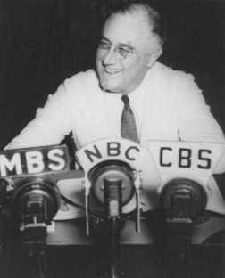 Historical Website #2: Franklin Delano Roosevelt   President Franklin D. Roosevelt during the 1930s   Scoop.it