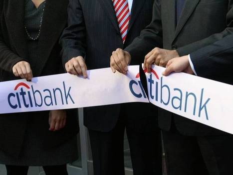 Why Citibank Eliminated Its Digital Marketing Department - Business insider | Marketing | Scoop.it