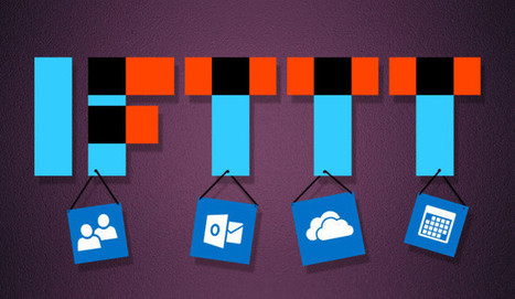 How to Automate Microsoft Office Tasks with IFTTT Recipes | Курирование | Scoop.it
