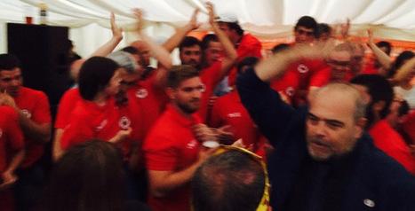 Gaztedi, los valores del rugby inclusivo tienen un campeón... mundial! | Sindrome de Down | Scoop.it