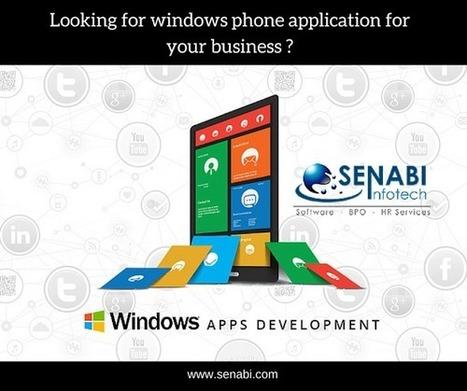Insight on a Few Points to Easily Identify Best iPhone App Development Company | SENABI Infotech Limited | Scoop.it