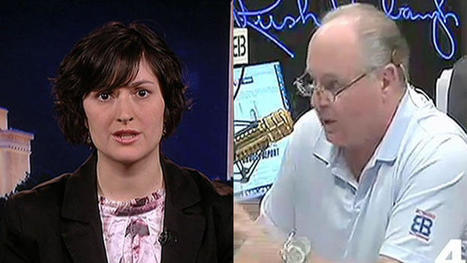 Limbaugh Apologizes To Georgetown Student | Rush Limbaugh's Verbal Attack on Sandra Fluke | Scoop.it
