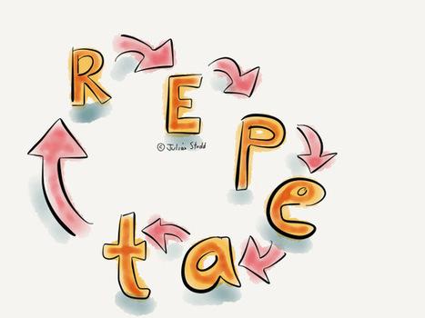 Eat. Sleep. Change. Repeat.   Julian Stodd's Learning Blog   APRENDIZAJE   Scoop.it