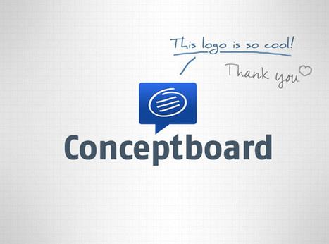 Conceptboard. Le travail collaboratif en mode visuel - Les Outils Collaboratifs | teaching with technology | Scoop.it