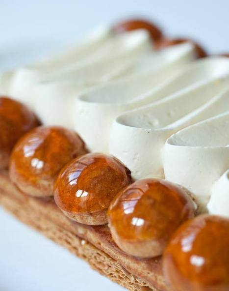Les pâtisseries de l'été et autres douceurs glacées à Paris | GeekandFood.fr | Actu Boulangerie Patisserie Restauration Traiteur | Scoop.it