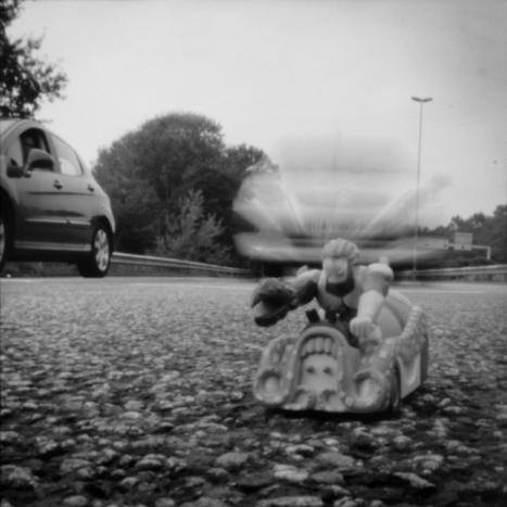 Ma Ville, Goldorak & moi | fine art photography | Scoop.it