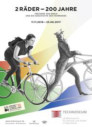 Missions allemandes en France - Exposition « 2 roues – 200 ans. Le baron von Drais et l'histoire du vélo » | France - Allemagne | Scoop.it