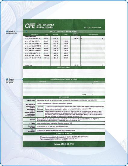 #DUDAS Y #TIP´S FRECUENTES SOBRE #CFE | Mantenimiento Eléctrico  y Ahorro de Energía | Scoop.it