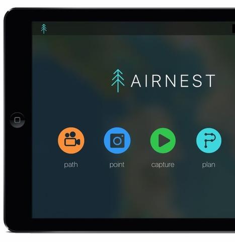 Airnest (USA) | Drones Start-Ups | Scoop.it