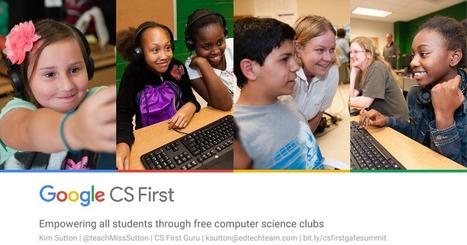CS First GAFE Summit | 21st Century School Libraries | Scoop.it
