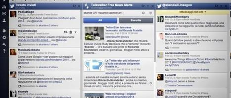Il monitoraggio delle news direttamente da HootSuite | Facebook Marketing | Scoop.it