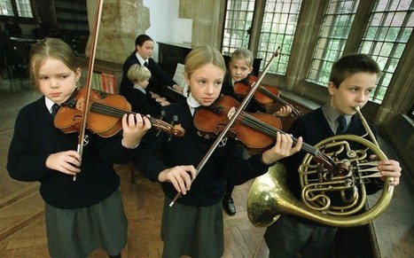 Music education: a middle-class preserve? - Telegraph.co.uk | Music Education | Scoop.it