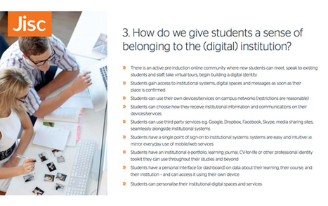 Enhancing the Digital Experience for Students | Teaching in Higher Education | Scoop.it