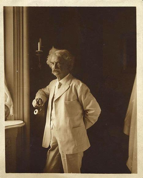 Mark Twain, un resumen de su vida y obra | LITERATURA UNIVERSAL: RESUMEN DE LIBROS, DESCARGAS | Scoop.it
