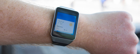 Samsung Gear Live review: Finally a smartwatch you could wear every day | Proyecto Empresarial 2.0 | Scoop.it