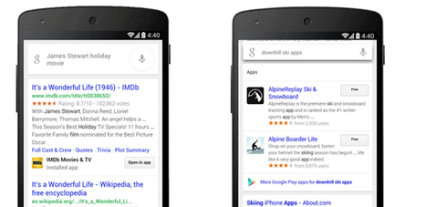 Las búsquedas de Google en Android, ahora enlazan con las ... - Android Ayuda | Zonda | Scoop.it