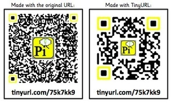 Primary Ideas: QR Codes and TinyURL in Education | Teaching with QR Codes | Scoop.it