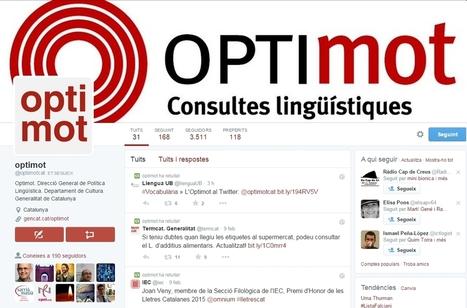 L'Optimot ja és al Twitter | FiloloTic | Scoop.it