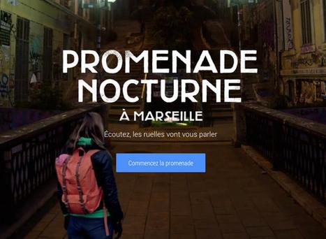 Google propose une promenade nocturne à Marseille | Univers du Voyage | Scoop.it